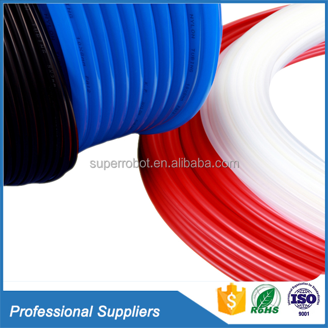 Customizable colored large plastic tubes diameter 60mm 10mm 30mm plastic tube for cement Slurries