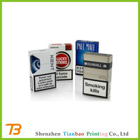 Professional Tobacco Packaging Printing