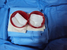 HIGH QUALITY Disposable ophthalmic surgical drape pack by CE/FDA/ISO Approved