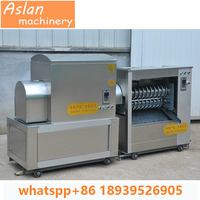 dough divider and mixer/dough kneading machine/automatic dough divider rounder