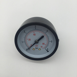 Different Mechanical Oil Pressure Gauge