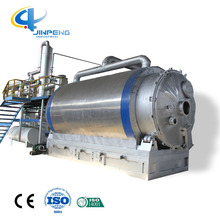 The oil distillation machine for Tyre oil plant to refine the tyre oil saving energy