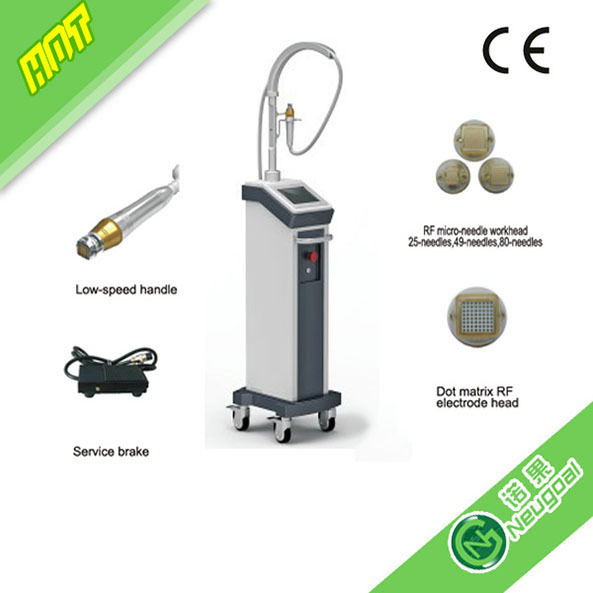 alibi vertical sunburn removal fractional RF machine