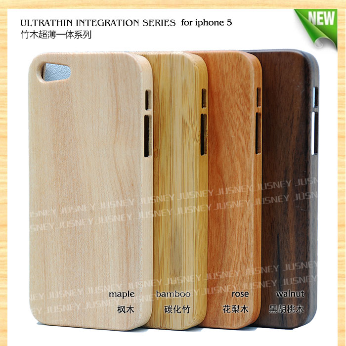Best Quality Bamboo Case For IPad Mini/IPhone/Samsung Wholesale With Engraving