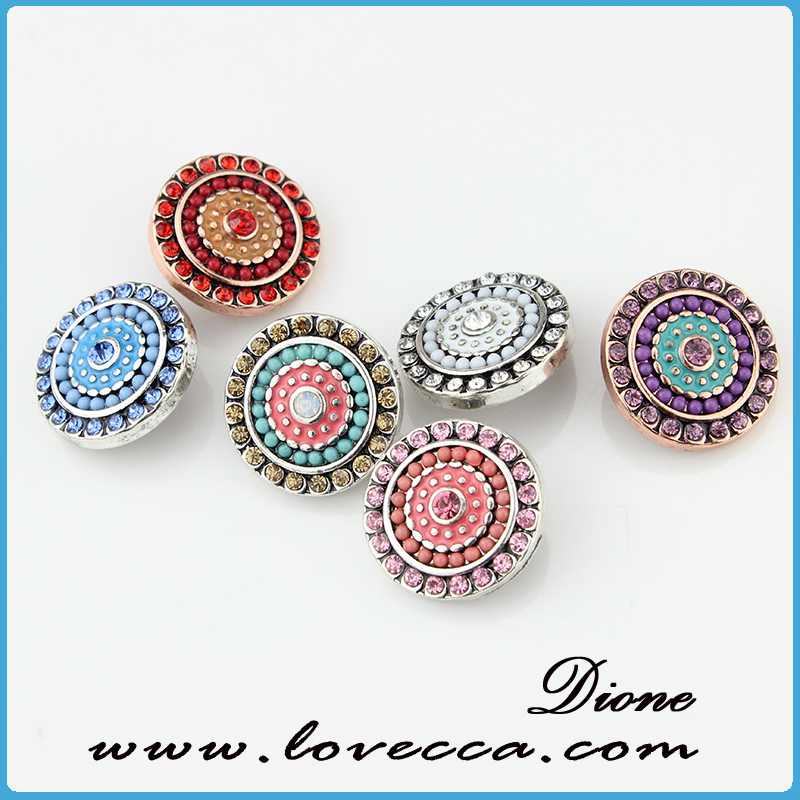 wholesale 18mm interchangeable snap button jewelry buy