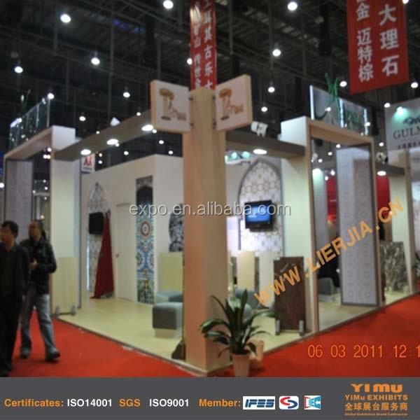 hong kong exhibition stand contractors