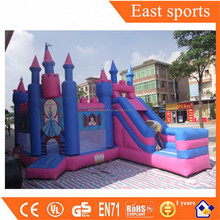 Color customized inflatable adult bounce house, cheap commercial used bounce houses party jumpers for sale