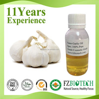 Free Sample Pure Garlic Seed Extract Hair Essential Oil Bulk Price, Black Synthetic Garlic Oil Allicin for Hair