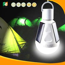Charger Solar Rechargeable LED Emergency Light LED Car Lighting