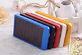 Solar power bank 5000mah power bank with cigarette lighter