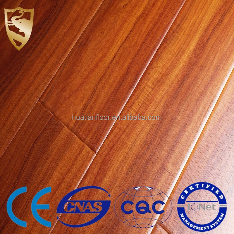 China low price hardwood laminate cost