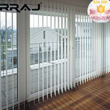 RRAJ Customize 9cm Poleyster Slats for Vertical Blind Manual