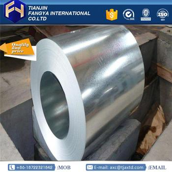 Professional high-strength galvanized steel coils 0.66x1200mm GL Coils for wholesales