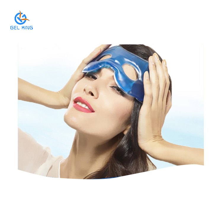 Wholesale Promotion OEM/ODM Non-toxic Gel Sleeping Eye Gel Mask
