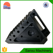 Portable Safety Rubber Wheel Chock Truck Stopper