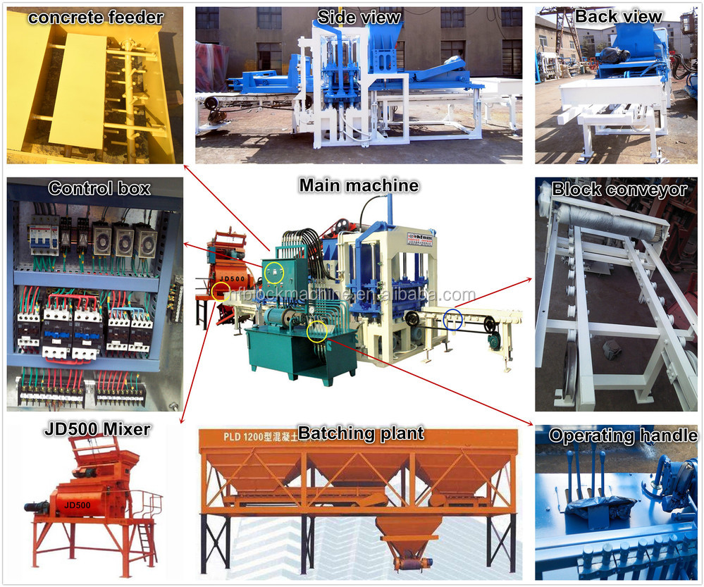 Block Making Machine Suppliers In South Africa/paver Block ...