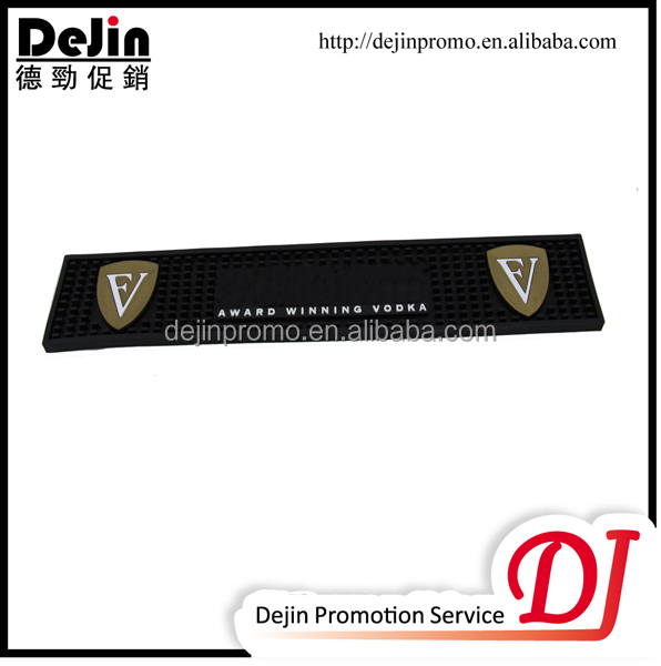 New customized pvc beer mat board