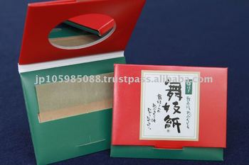ABURATORI-GAMI (Facial Oil Blotting Paper/ Oil Absorbent Paper)