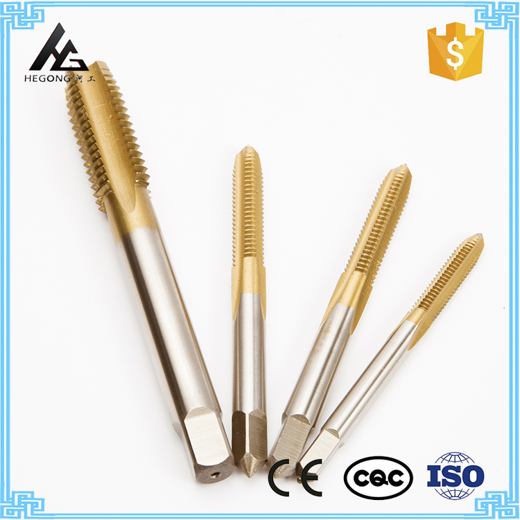 ISO Standard Metric Size Hand Taps in Low Price High Quality