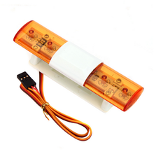 AX-501 Multi-function Ultra Bright LED Light/Lamp for 1/10 1/8 RC CC01 4WD Axial SCX10 Model Car