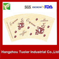 Food Safe Glossy Coated Paper For Paper Cup