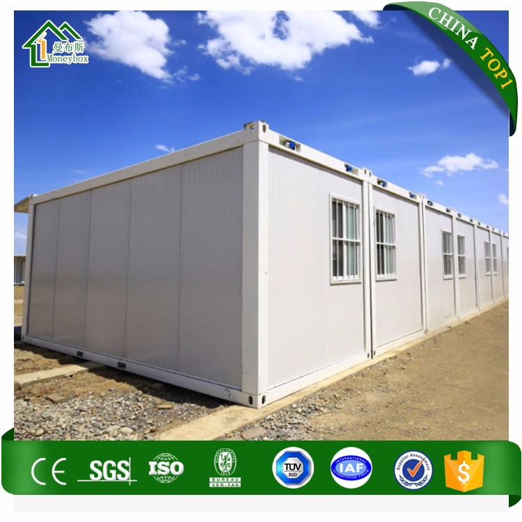 Easy To Transport China Modular Prefab Container Villa Prefab House