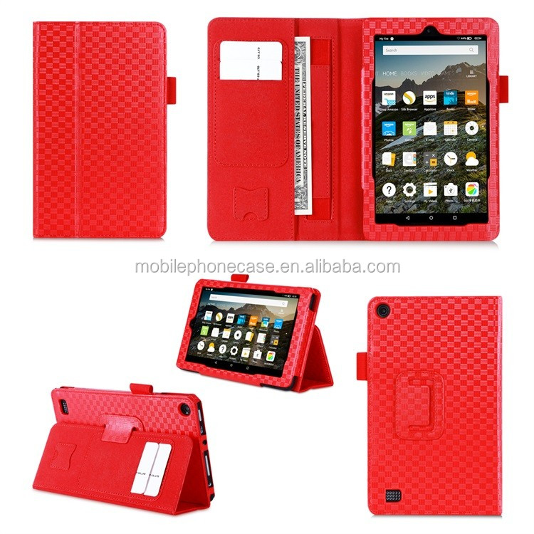 2015 High Quality Fashion New Style Anti-Shock PU Leather Flip Case For 7 Inch Tablet