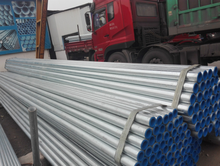 Hot selling round steel pipe, nanometer antibacterial water supply environmental protection lining plastic steel pipe, galvanize