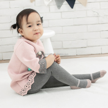 In Stock High Quality Cotton Terrt Baby Pantyhose For Winter