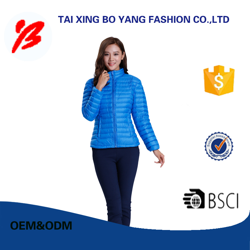 Low price of winter wears for women made in China