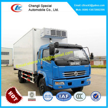 Dongfeng light freezer trucks for sale