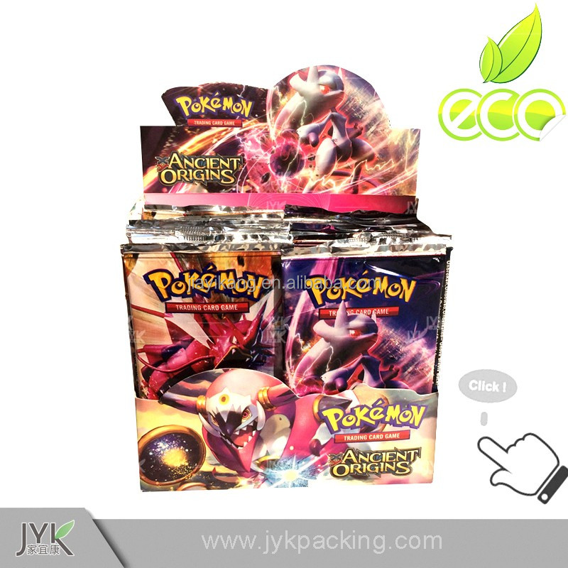 Pokemon TCG Card Game XY Ancient Origins New Sealed Booster Box - 36 packs of 10 cards each
