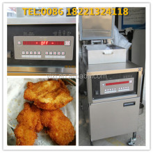 fried chicken making machine/chicken fryer machine henny penny/fast food restaurant equipment