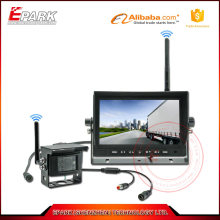 7 Inch 12V Car Monitor Security Camera System Wireless,Rear View CCTV Wireless Camera,Vehicle Digital Wireless Security Camera