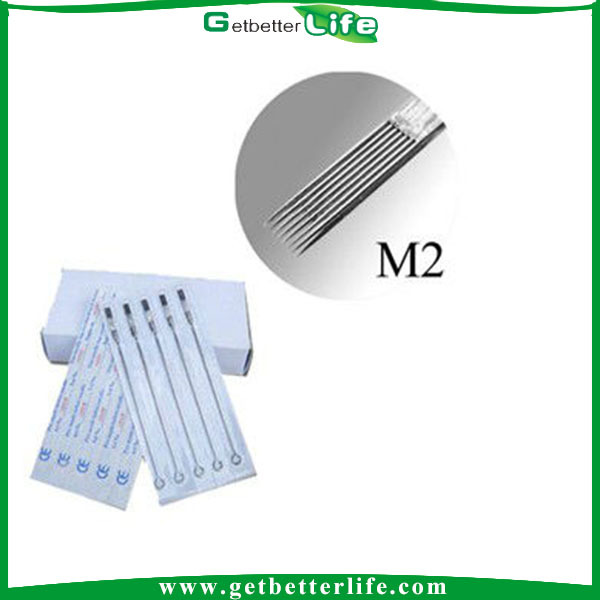2014 getbetterlife Tattoo Supplies New and Sterilized Tattoo Needles for tattoo machine