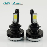 factory high quality cheap car LED headlight bulb 32W 3000lm bi xenon kit hid