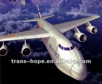 Air shipping to Russia Moscow
