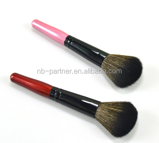 Wholesale cheap custom hair brushe / logo makeup brushes / cosmetic blush brushes for makeup