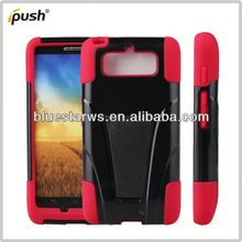 In stock with cheap price for motorola droid mini xt1030 Robots shell hybrid combo case