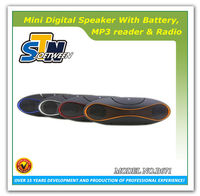 2014 portable wireless digital stereo sound systems for tv