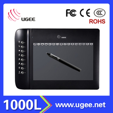 UGEE 10 x 6 inch USB drawing writing tablet