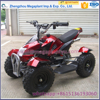 single cylinder 2 strokes kids gas powered atv 50cc for sale price