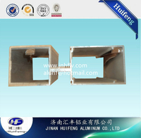 China new products triangle aluminum extrusion profile my orders with alibaba