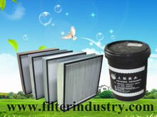 PU glue for HEPA filter