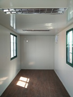 China price pre-made container house from container yard