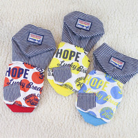 Cute hoodies for pet dogs, dog summer clothes, clothes for dog