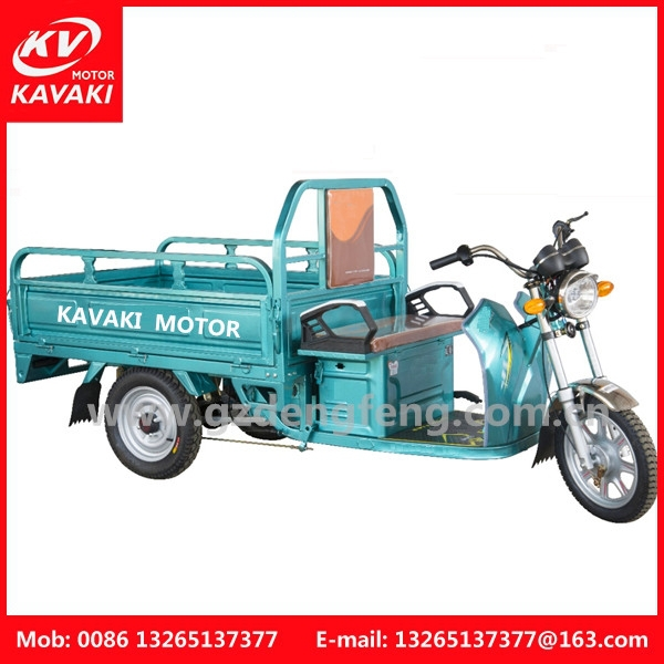 Nice looking 900w electric tricycle 3 wheel mobility tricycle cargo three wheeler motorcycle