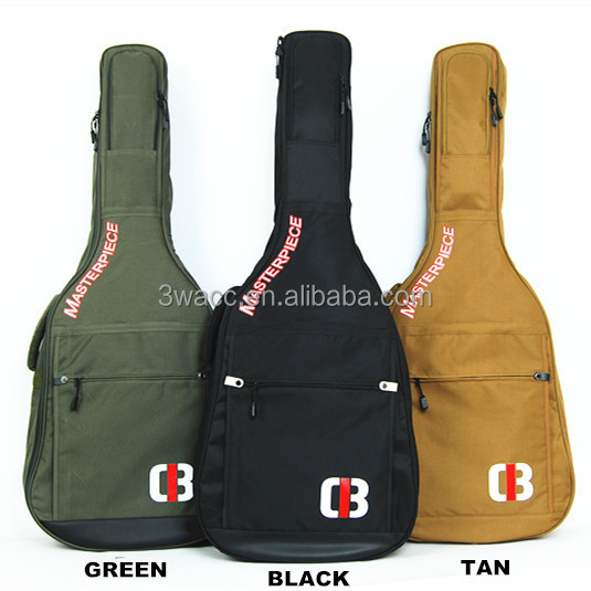 "CB brand patent padding 41"" acoustic guitar bag folk bag gig bag"