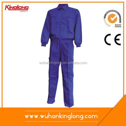 Solid color heavy fabric workwear captain uniform