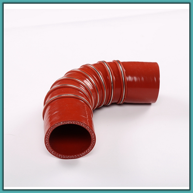 China Factory Best sale Flexible Heat Resistance Rubber Hose for Thresher